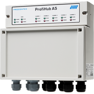 ProfiHub A5 with 110V/230V Power Unit