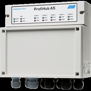 ProfiHub A5 with 110V/230V Power Unit