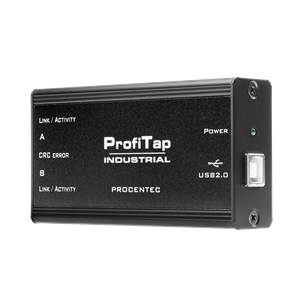 ProfiTap Industrial PROFINET Monitoring Interface