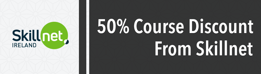 Skillnet 50 Percent Discount
